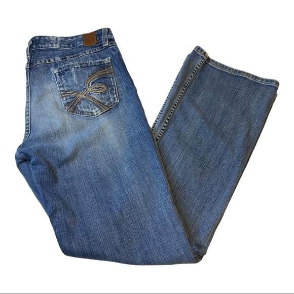 BKE Women's 33 x 33 1/2 Hannah Stretch Jeans